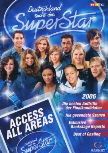 Deutschland sucht den Superstar 2006: Access All Areas