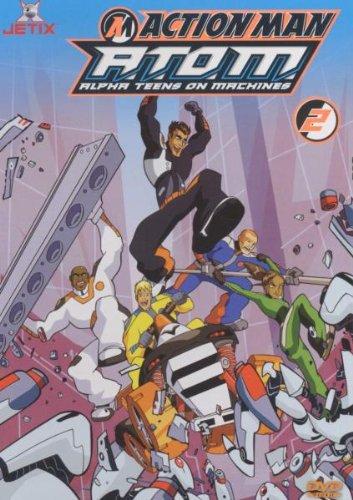 A.T.O.M. - Alpha Teens on Machines