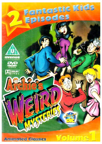 Archie's Weird Mysteries,