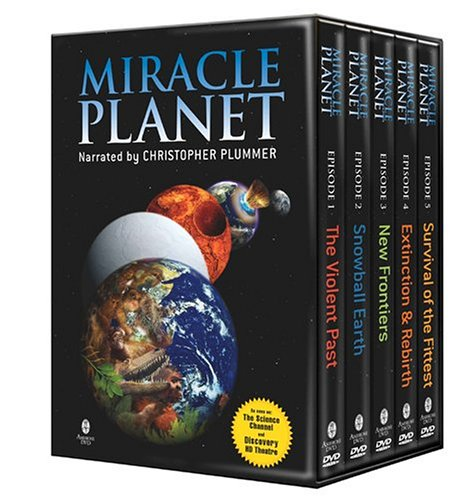 Miracle Planet (DVD Box Set) [RC 1]