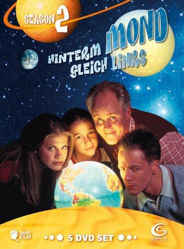 Hinterm Mond gleich links Staffel 2 (5 DVDs)