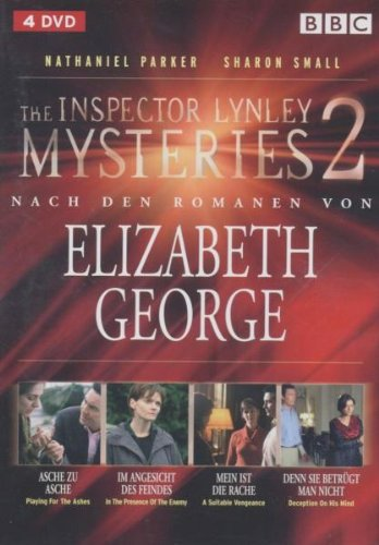 The Inspector Lynley Mysteries Box 2 (4 DVDs)
