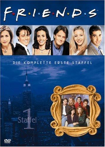 Friends Staffel  1 Box Set (4 DVDs)