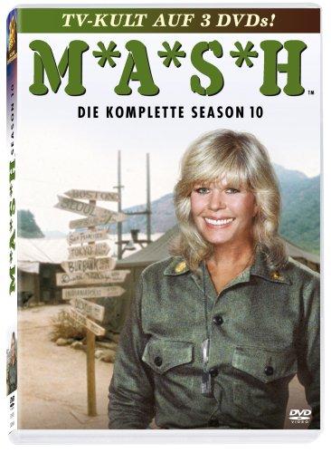 M*A*S*H Season 10 (3 DVDs)
