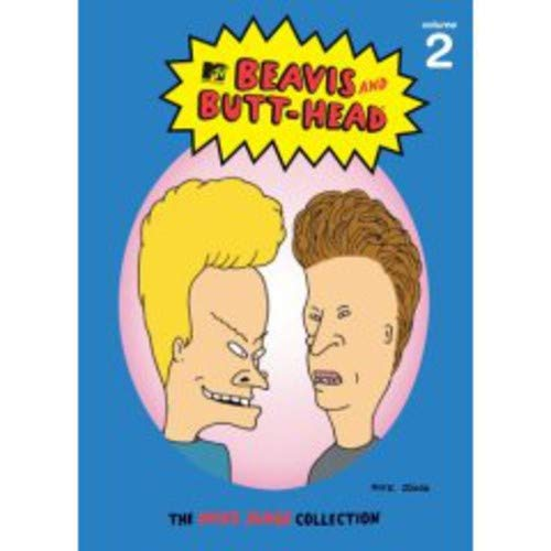 Beavis & Butt-Head The Mike Judge Collection, Volume 2