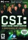 CSI: Mord in 3 Dimensionen (PC DVD-Rom)