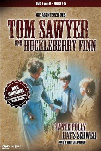 Tom Sawyer & Huckleberry Finn 1