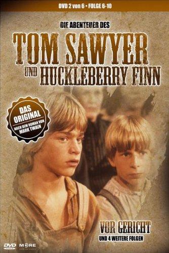 Tom Sawyer & Huckleberry Finn 2