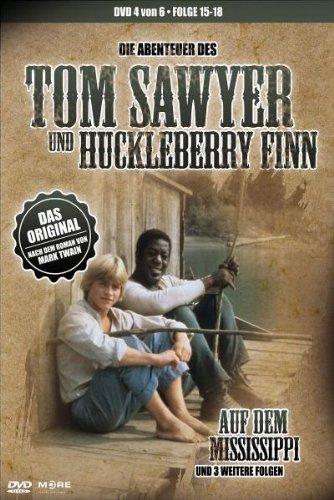 Tom Sawyer & Huckleberry Finn 4