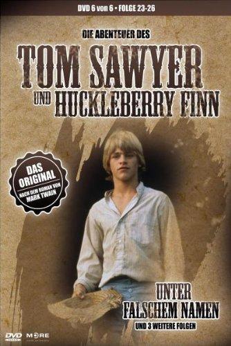 Tom Sawyer & Huckleberry Finn 6