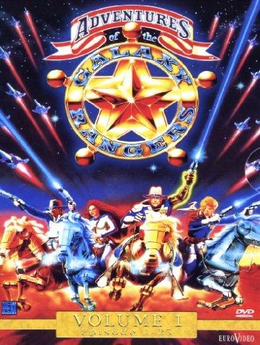 Galaxy Rangers Volume 1, Episoden 01-25