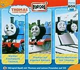 Thomas und seine Freunde - Hörspiel-Box, Vol. 1