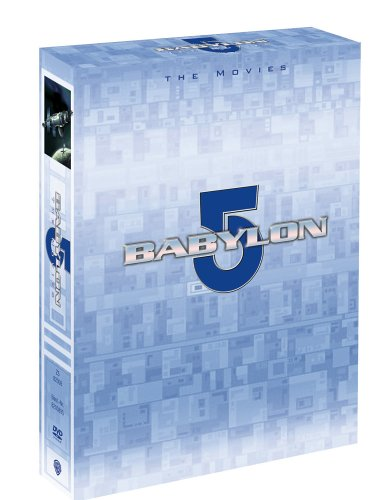 Babylon 5 The Movies (inkl. Legende der Ranger) (6 DVDs)