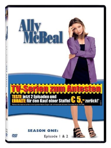 Ally McBeal Season 1, Episode  1 & 2
