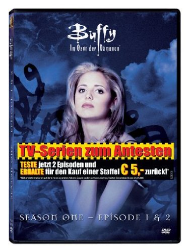 Buffy Season 1/Episode 1&2