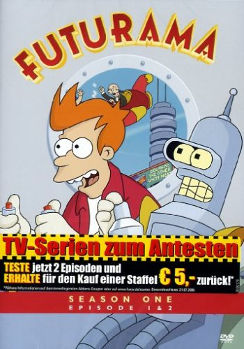 Futurama Futurama für Playstation 2