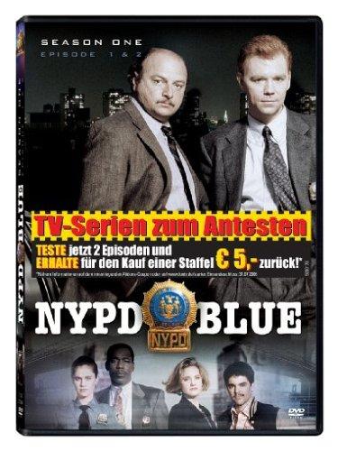 NYPD Blue Season 1/Episode 1&2