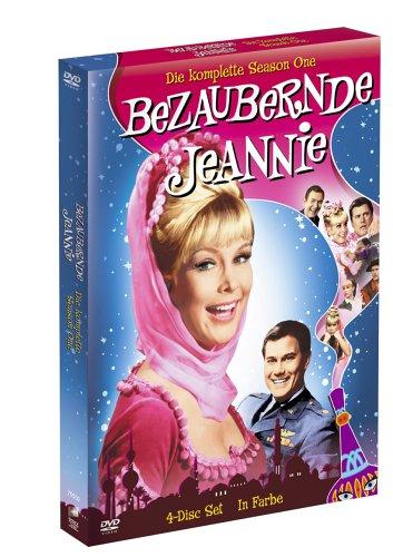 Bezaubernde Jeannie Season 1 (4 DVDs)