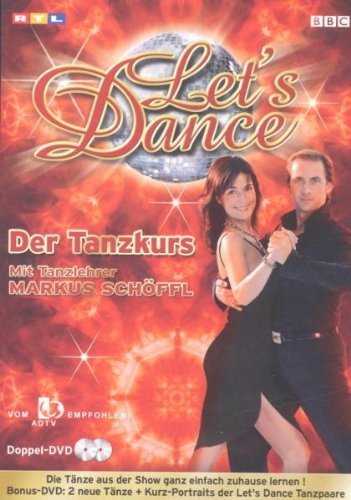 Let's Dance Der Tanzkurs, Vol. 1 (2 DVDs)
