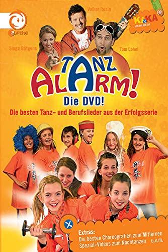 Tanzalarm! Die DVD