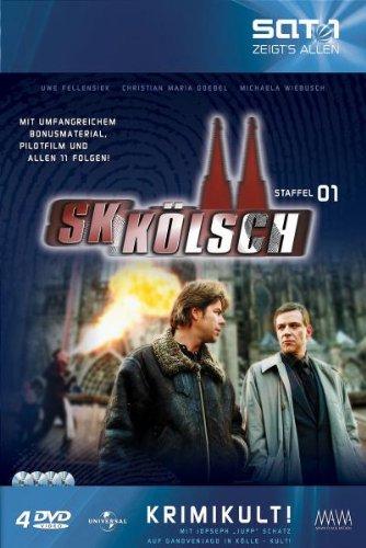 SK Kölsch Staffel 1 (Pilotfilm + 11 Folgen) (Collector's Edition)