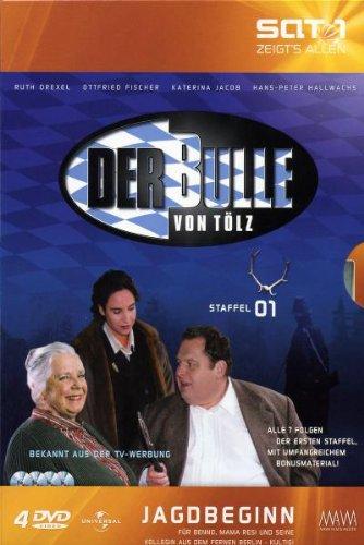 Der Bulle von Tölz Collector's Box 1 (4 DVDs)