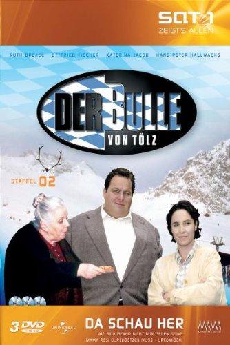 Der Bulle von Tölz Collector's Box 2 (3 DVDs)