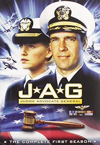 JAG (Judge Advocate General) - The Complete First Season [RC 1]