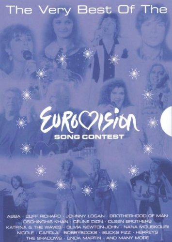 Eurovision Song Contest: The Very Best of (4 DVDs) The Very Best Of (4 DVDs)