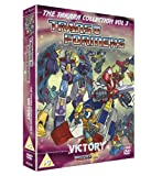 Transformers - Takara - Vol. 3 - Victory
