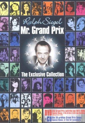 Ralph Siegel: Mr. Grand Prix (+ Audio-CD)
