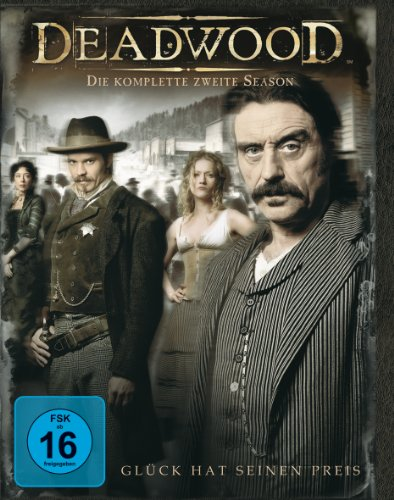 Deadwood Season 2 (4 DVDs)