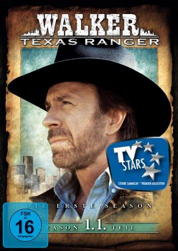 Walker, Texas Ranger Season 1.1 (3 DVDs)