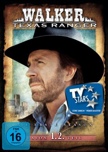 Walker, Texas Ranger Season 1.2 (3 DVDs)