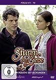 Sturm der Liebe  7 - Folge  61-70: Schmerzliche Entdeckungen (3 DVDs)