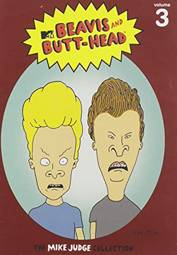 Beavis & Butt-Head The Mike Judge Collection, Volume 3
