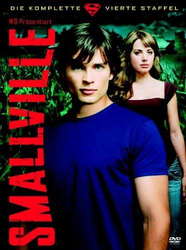 Smallville Staffel  4 (6 DVDs)