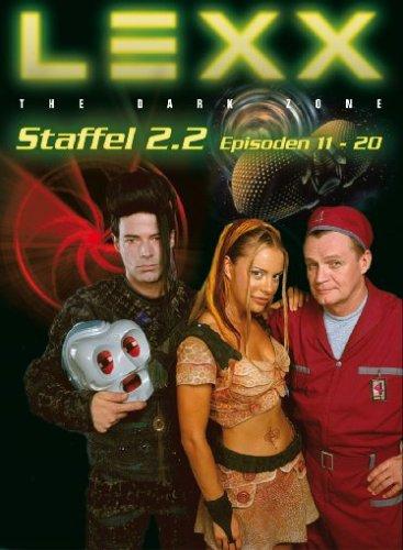 Lexx Staffel 2.2 (3 DVDs)