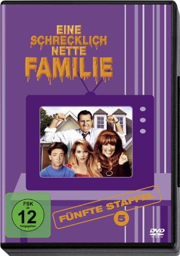 Eine schrecklich nette Familie Staffel  5 (3 DVDs)