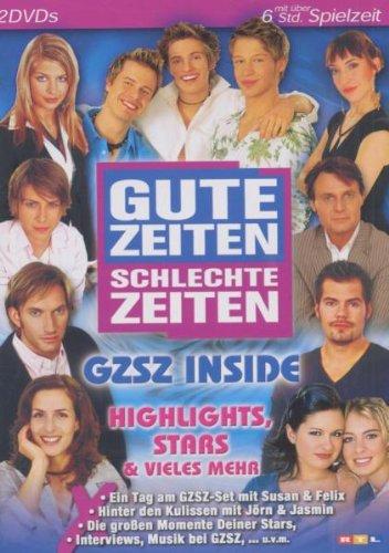 Gute Zeiten, schlechte Zeiten Inside: Highlights, Stars & vieles mehr (2 DVDs)