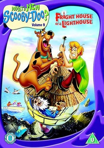 What's New Scooby Doo?