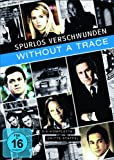 Without a Trace - Spurlos verschwunden: Staffel 3 (4 DVDs)
