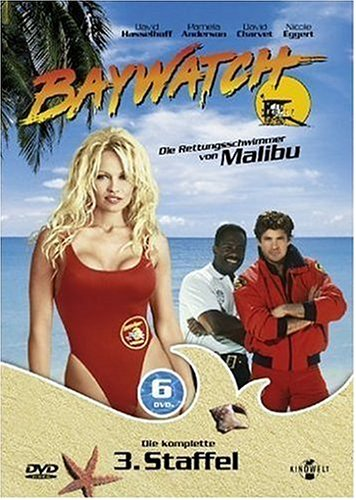 Baywatch Staffel  3 (6 DVDs)