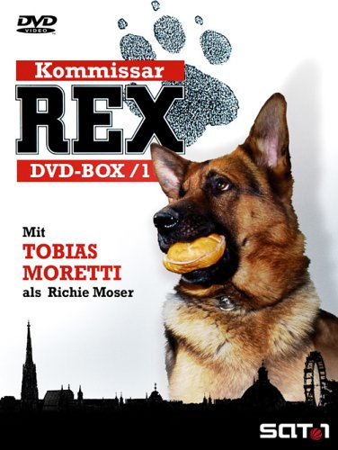 Kommissar Rex Box 1 (4 DVDs)