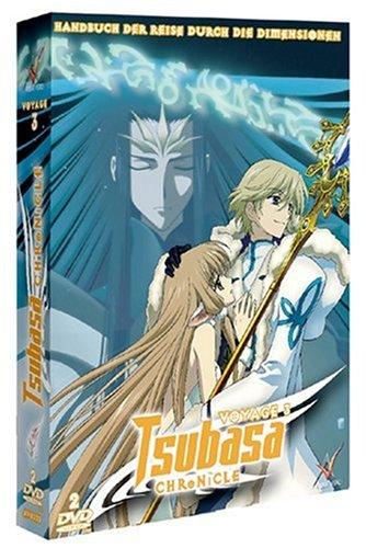Tsubasa Chronicle Staffel 1/Vol. 3 - Episoden 19-26 (2 DVDs)
