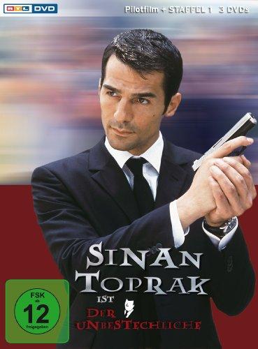 Sinan Toprak ist: Der Unbestechliche Staffel 1 + Pilotfilm (3 DVDs)