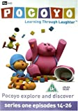 Pocoyo - Series 2 - Episodes 14-26 - Explore And Discover