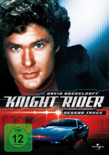 Knight Rider Season 3 (6 DVDs)