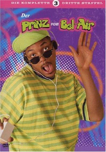 Der Prinz von Bel Air Staffel 3 (4 DVDs)