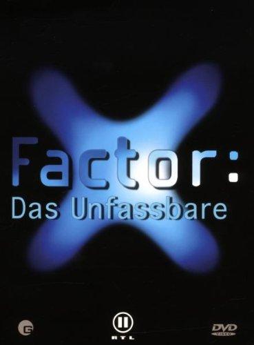 X-Factor - Das Unfassbare (4. Season) (4 DVDs) 4. Season (4 DVDs)